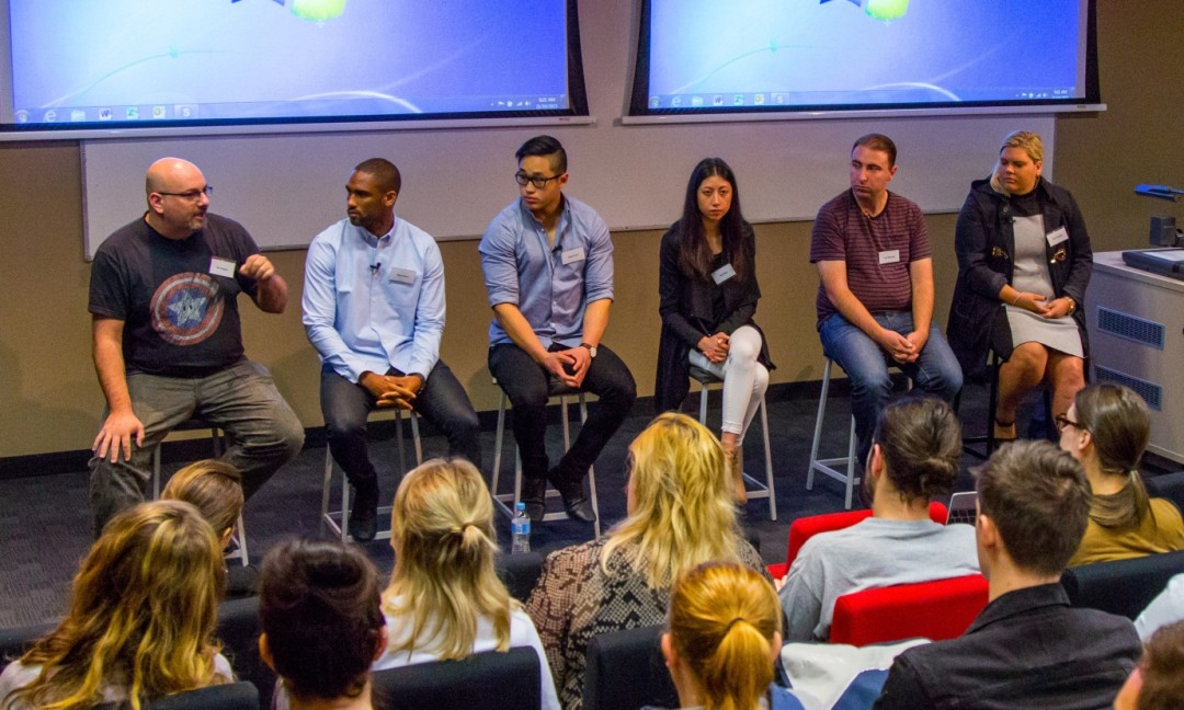 Swinburne Industry/Student forum – A Career in Advertising